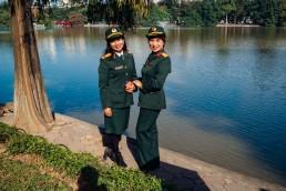Lgbt couple, Hanoi